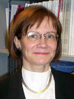 McGowan affiliated faculty member Dr. Mary Amanda Dew