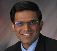 McGowan faculty member Dr. Vijay Gorantla