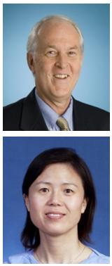 McGowan Institute affiliated faculty members Drs. James Funderburgh and Yiqin Du