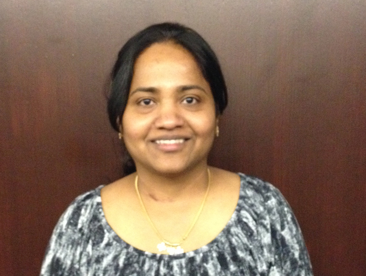 McGowan Institute affiliated faculty member Dr. Latha Satish