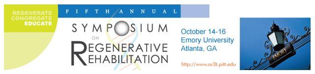 Fifth Annual Symposium on Regenerative Rehabilitation | Regenerative
