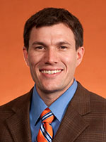 McGowan Institute affiliated faculty member Dr. Christopher Bettinger