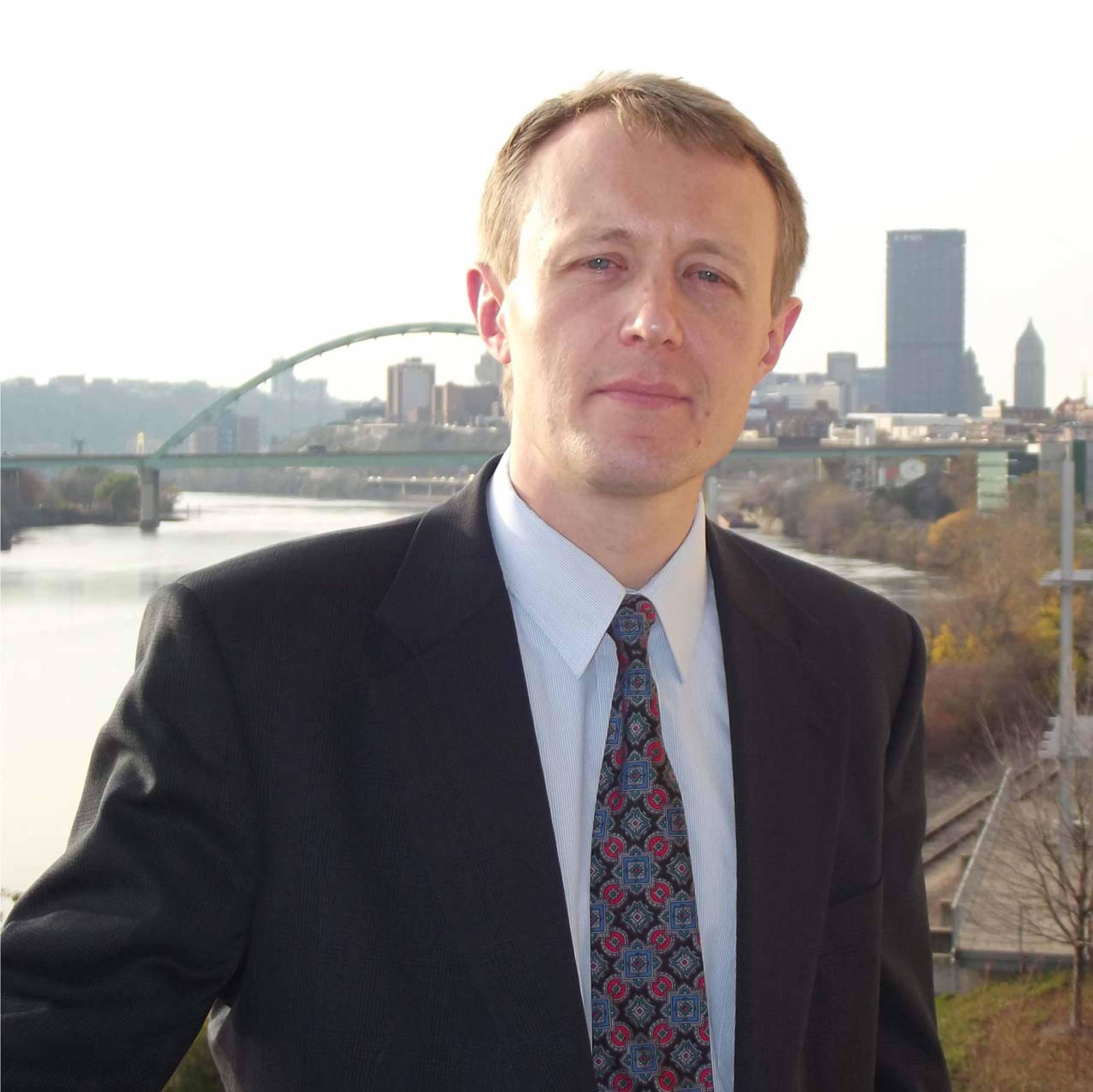 McGowan Institute faculty member Dr. Igor Nasonkin