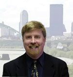 McGowan affiliated faculty member Dr. Eric Beckman