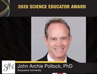 pollock award